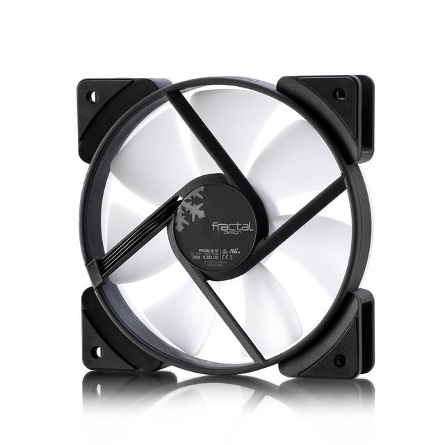 Fractal Design Prisma AL-12 3P FD-FAN-PRI-AL12-3P 120mm Case Fan 3 Pack
